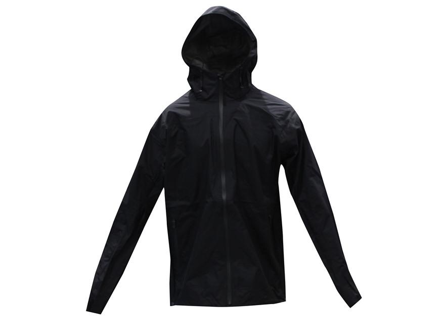 Tru-Spec Weathershield Lightweight Rain Jacket Waterproof Nylon Ripstop