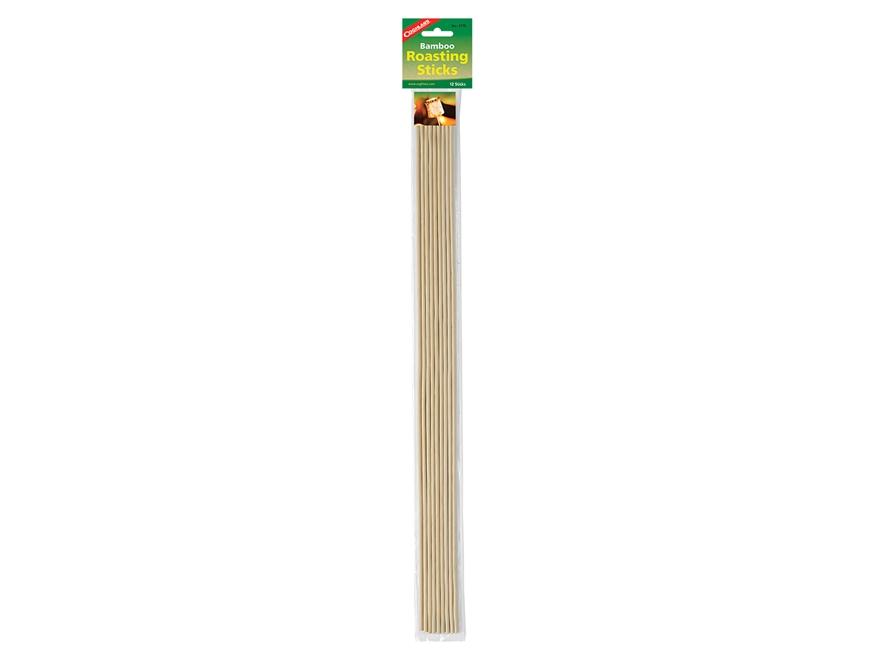 "Coghlan's 30"" Roasting Sticks Bamboo Pack of 12"