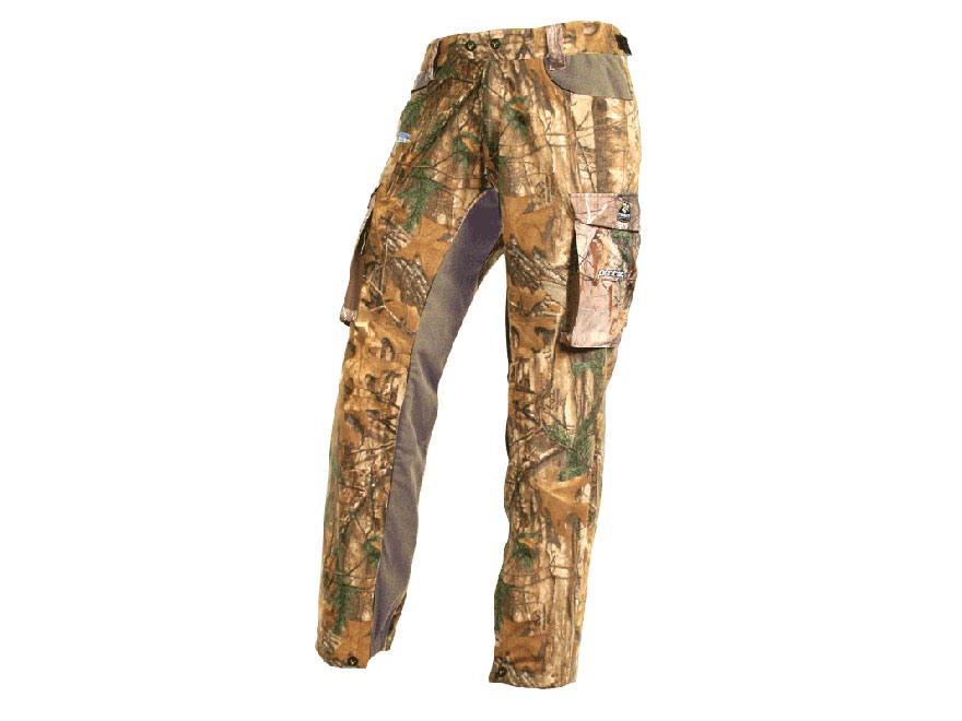 ScentBlocker Men's Scent Control ProTec HD Fleece Pants Polyester Realtree Xtra Camo