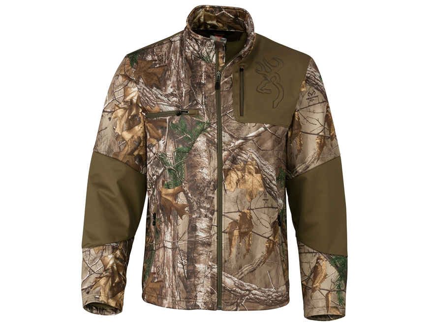 Browning Men's Hell's Canyon Proximity Scent Control Jacket Polyester