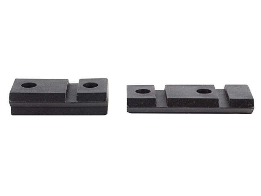 Millett 2-Piece Steel Angle-Loc Weaver-Style Scope Base Remington 798 Gloss