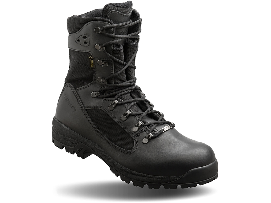 "Crispi Oasi GTX 10"" Waterproof GORE-TEX Tactical Boots Leather Men's"