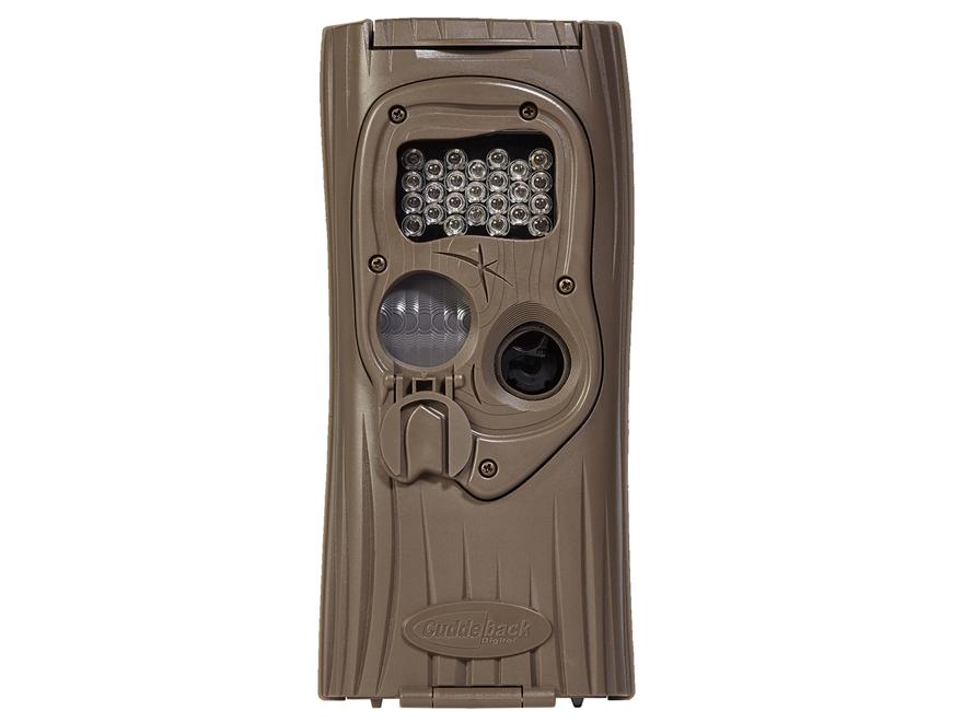 Cuddeback Infrared White Game Camera 8 MP Brown