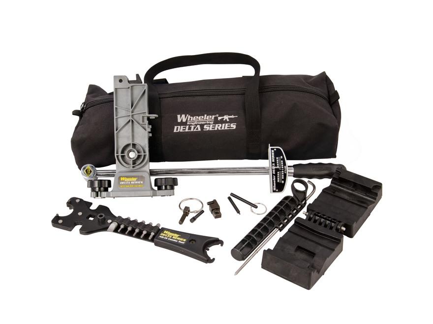 Wheeler Engineering Delta Series AR-15 Armorer's Essentials Kit