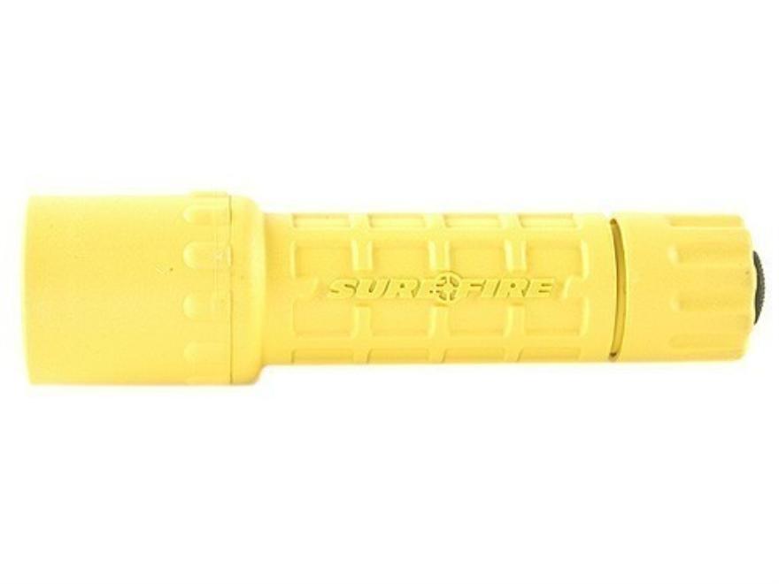 Surefire G2 Flashlight Xenon with 2 CR123A Batteries Nitrolon Yellow