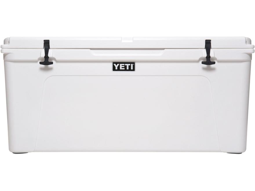 YETI Coolers Tundra 160 Qt Cooler Rotomold White