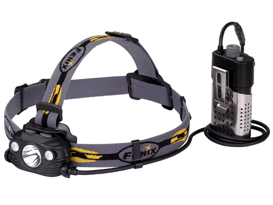 Fenix HP30R Headlamp LED 2 USB Rechargeable 18650