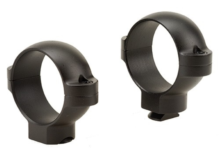 Burris 30mm Standard Rings Matte High