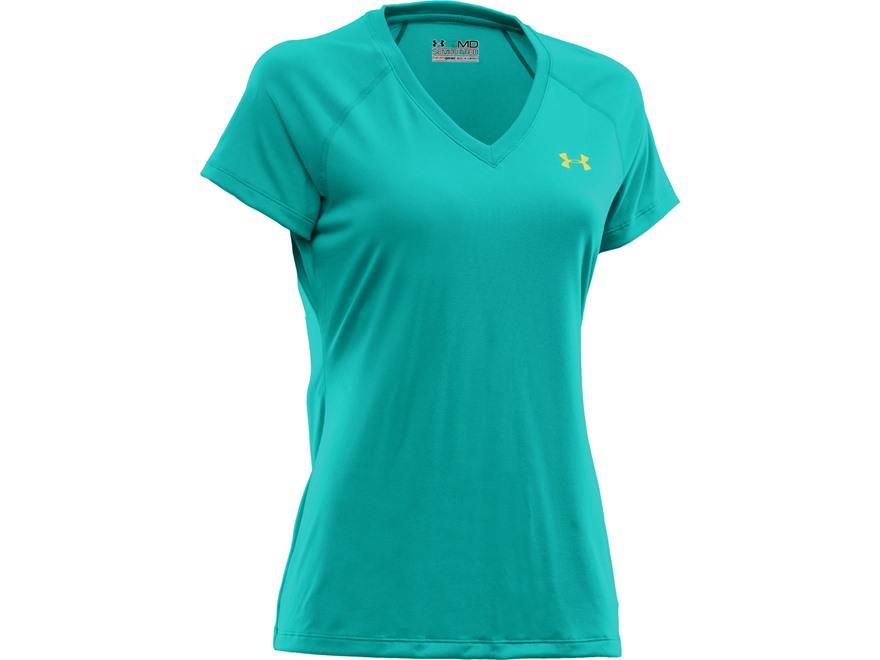 Under Armour Women's UA Tech Short Sleeve T-Shirt Polyester