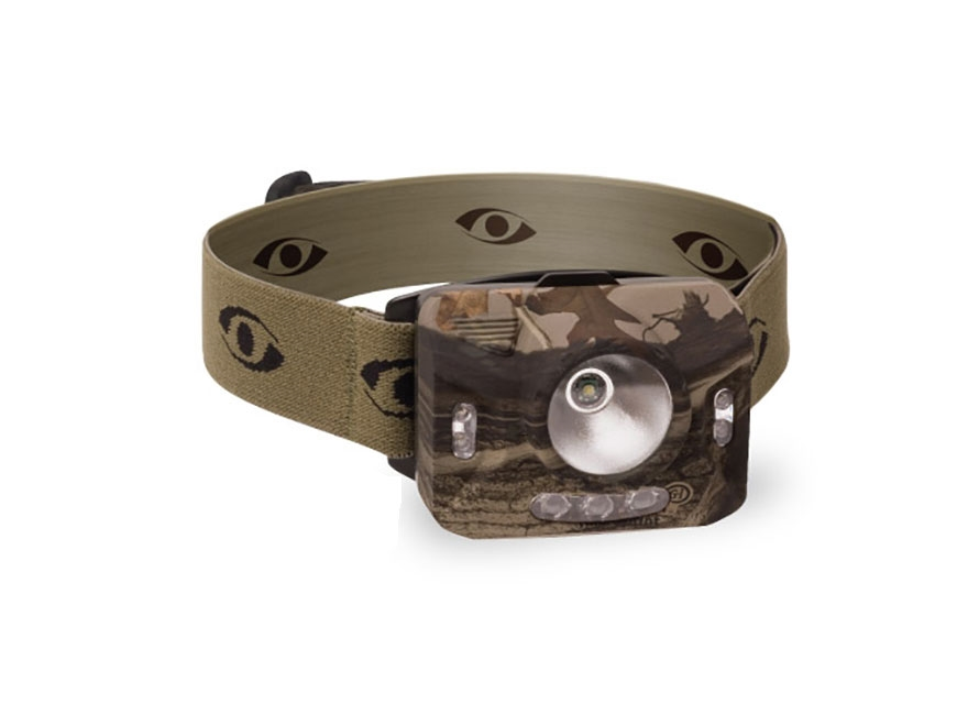 Cyclops Ranger XP Headlamp LED with 3 AAA Batteries Polymer Camo