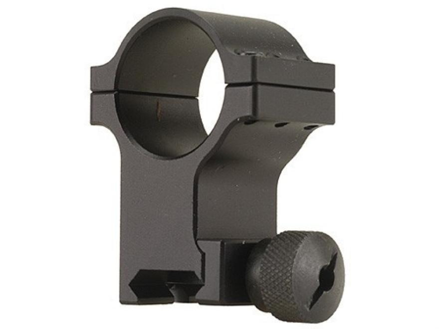 Midwest Industries Aimpoint 3x Magnifier Mount AR-15 Flat-Top Aluminum Matte