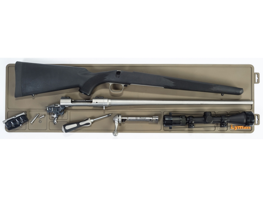 "Lyman Essential Rifle Maintenance and Cleaning Mat 36"" x 10"""