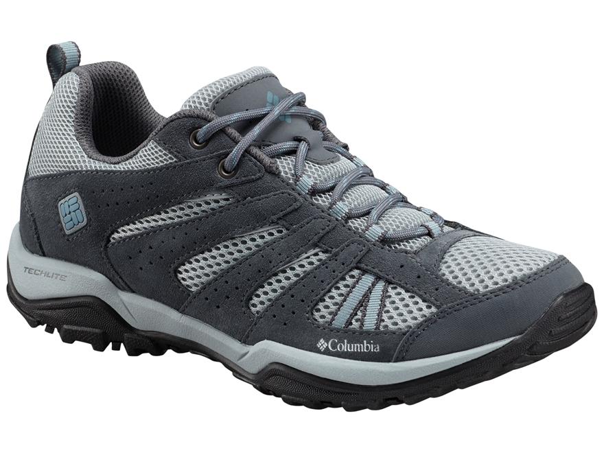 Columbia Dakota Drifter Hiking Shoes Suede/Mesh Women's
