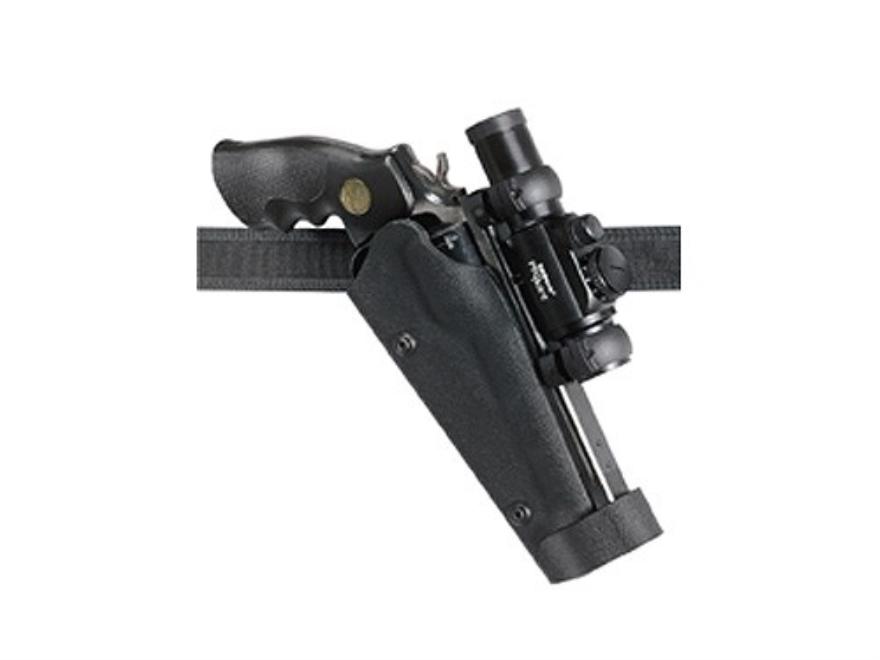 Safariland 002 Holster Right Hand S&W K, L, N-Frame 7'' Barrel Composite Black
