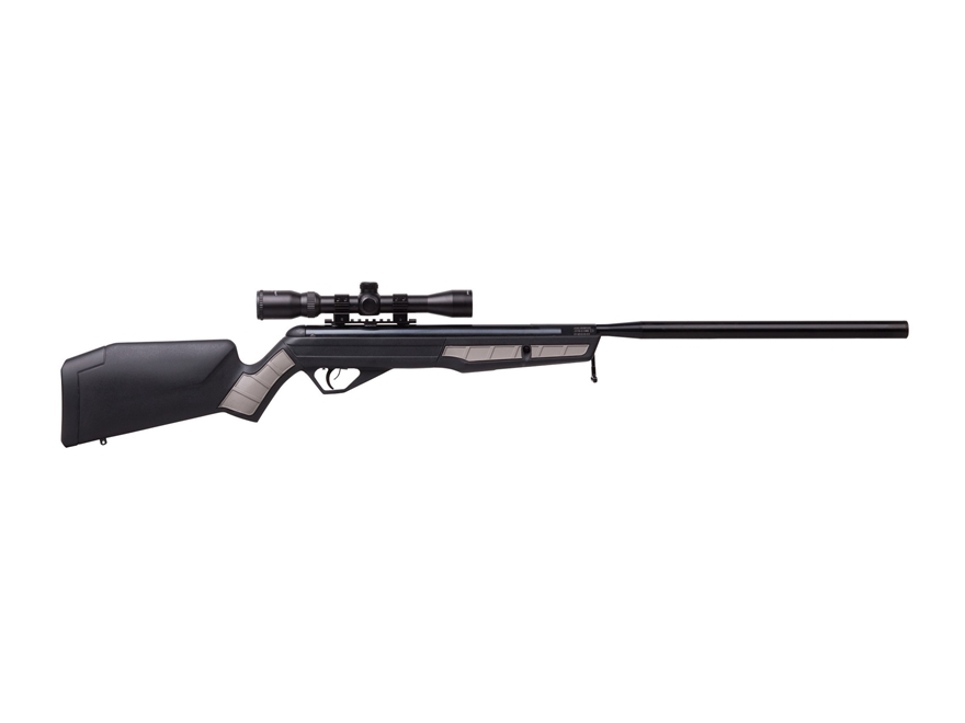 Benjamin Jim Shockey Steel Eagle Nitro Piston 2 Break Barrel Air Rifle 22 Caliber Pelle...