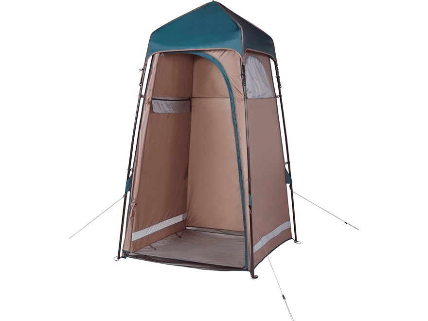 Kelty H2GO Privacy Shelter Polyester Brown