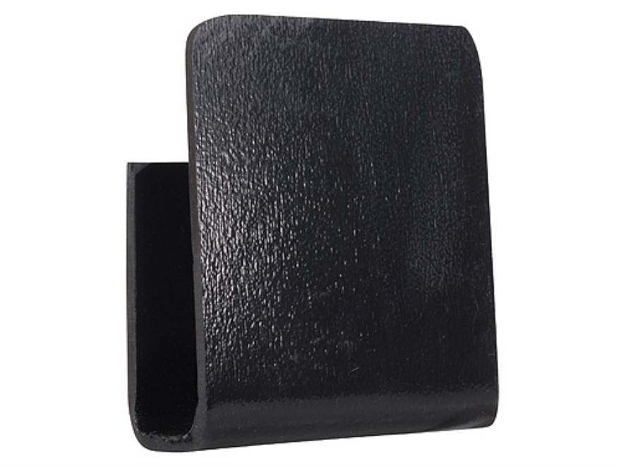 R&R Targets Magazine Belt Clip for Saiga 12 Gauge Box Magazines Black Package of 2
