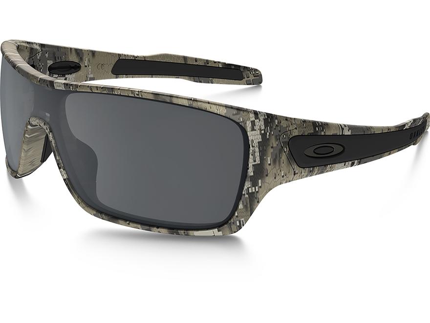 camo oakley sunglasses  Oakley SI Turbine Rotor Sunglasses Desolve Bare Camo/Black Iridium