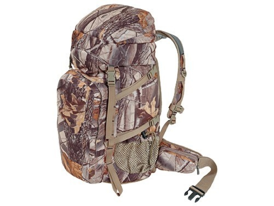 Boyt Big Game Backpack Polyester and Nylon Realtree Hardwoods Camo