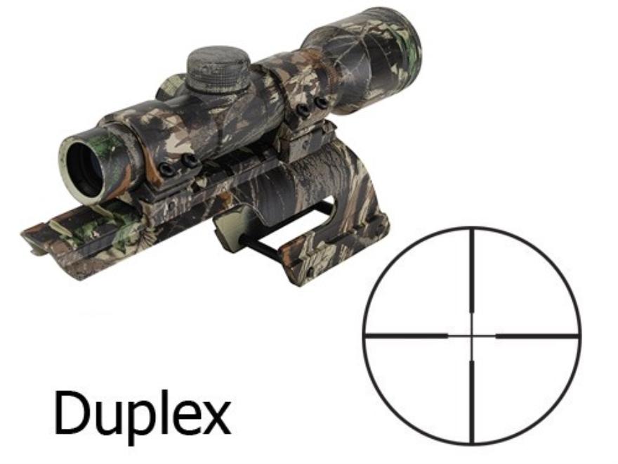 Scope mount for remington 870 express 20 gauge