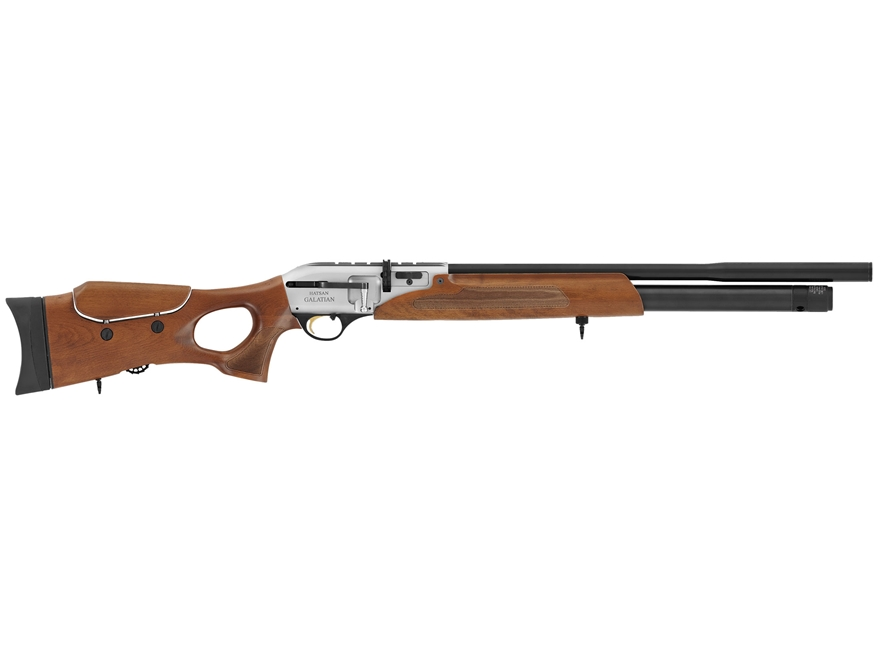Hatsan Galatian I QE PCP Air Rifle Pellet Walnut Stock
