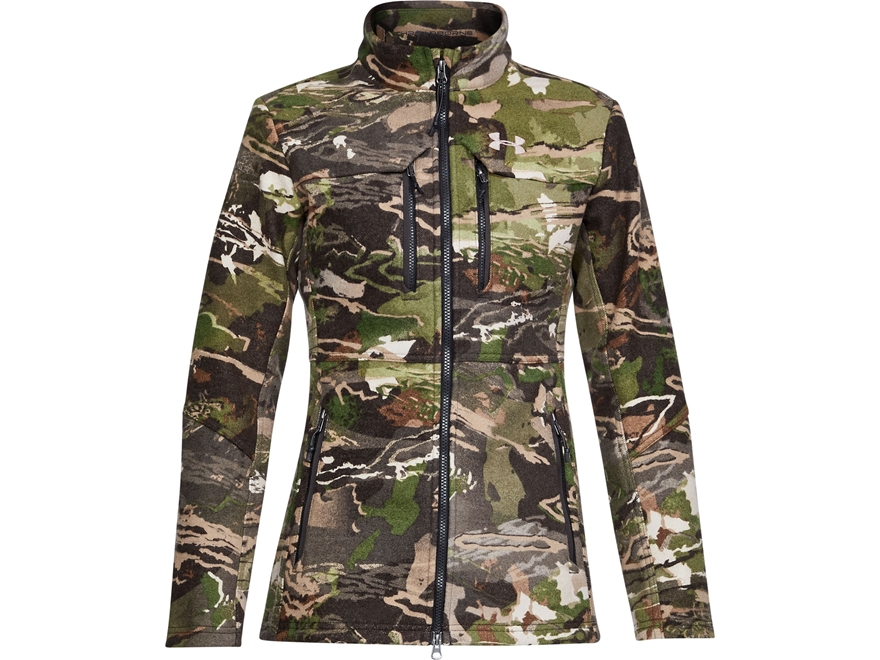 Under Armour Women's UA Stealth Mid-Season Wool Scent Control Jacket
