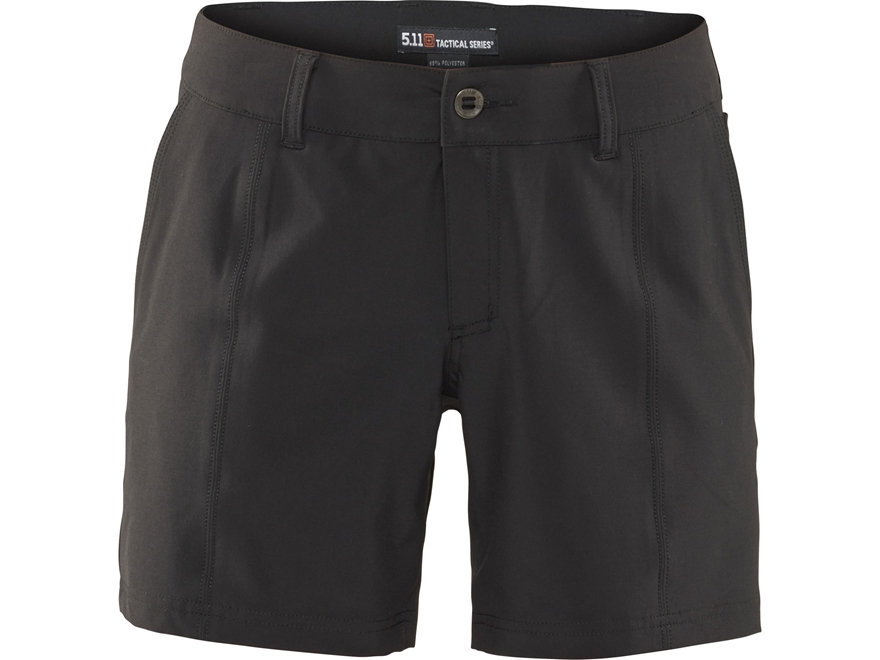 5.11 Women's Shockwave Tactical Shorts Polyester/Spandex