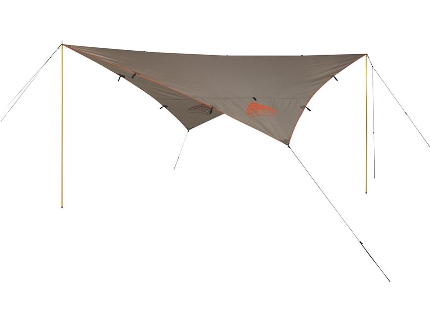 Kelty Noah's Tarp 16' Shelter Polyester Gray