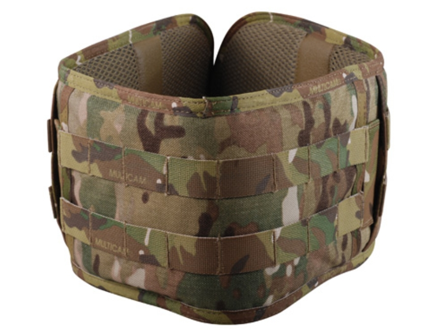 BLACKHAWK! Enhanced Patrol Belt Pad MOLLE Compatible Medium Nylon