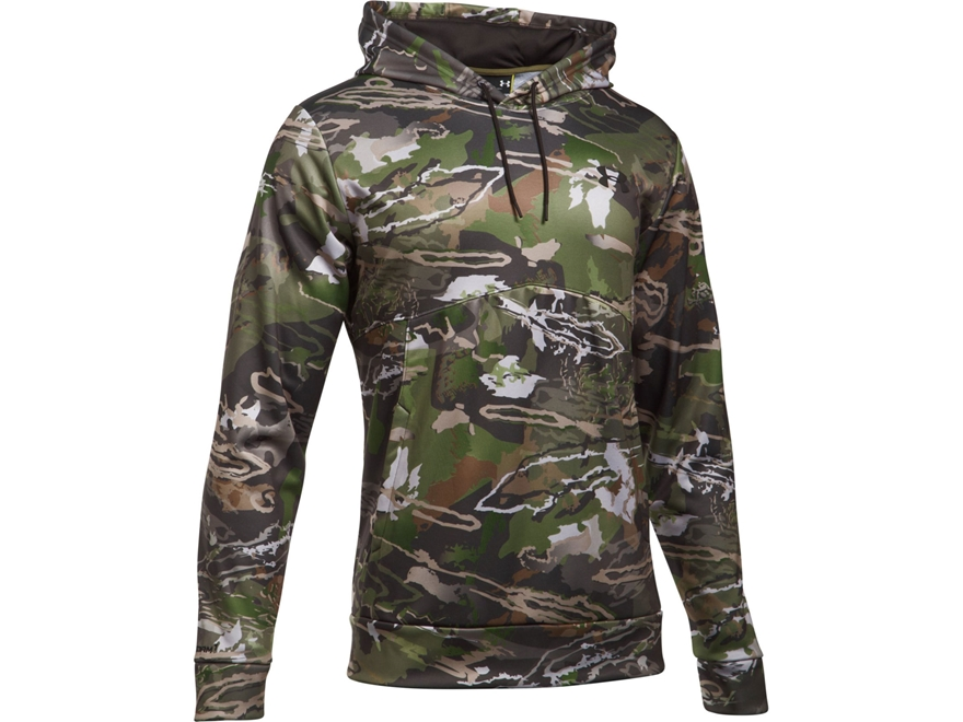 Under Armour Men's UA Icon Camo Hoodie Polyester
