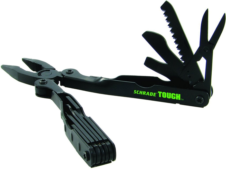Schrade Tough Tool Multi-Tool 2Cr13 Stainless Steel