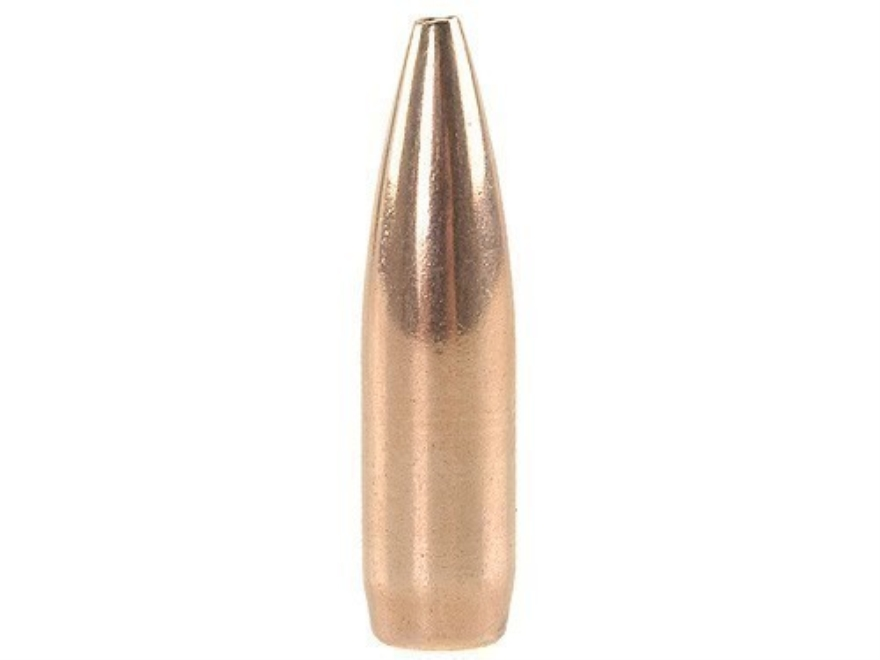 Hornady Bullets 243 Caliber, 6mm (243 Diameter) 87 Grain Hollow Point Boat Tail Box of 100