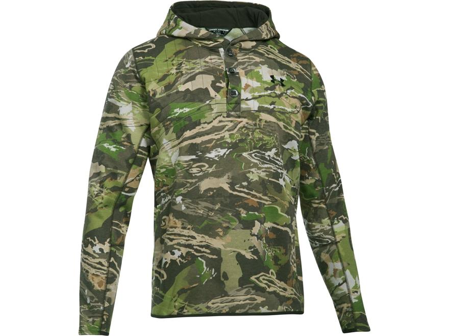 Under Armour Men's UA Stealth Wool Hoodie Polyester/Wool
