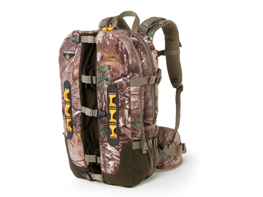 "Tenzing TC SP14 ""The Choice"" Shooter's Backpack Polyester and Nylon Ripstop Realtree Xt..."