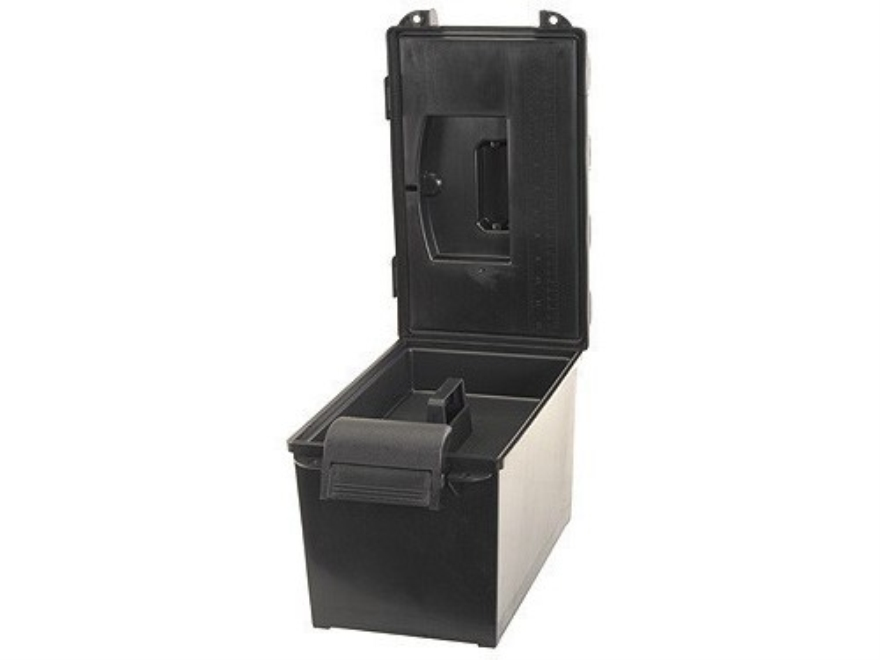MTM Black Powder Dry Box Black