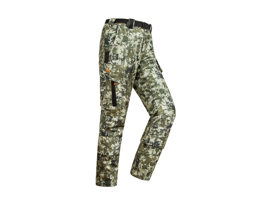 Plythal Men's Heavyweight Full-Rut Extreme Insulated Pants Polyester