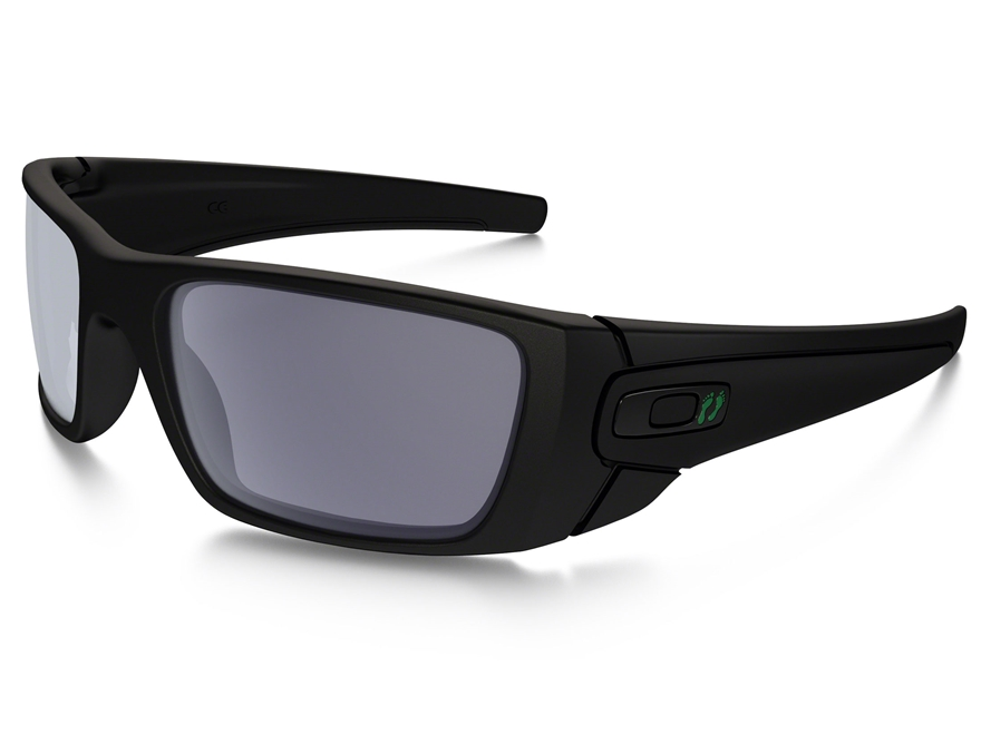 Oakley SI Fuel Cell Para Jumper Sunglasses Black Frame/Gray Lens