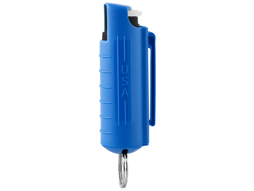 Mace Brand Key Case Pepper Spray 11 Gram Aerosol Includes Key Ring 10% OC Plus UV Dye