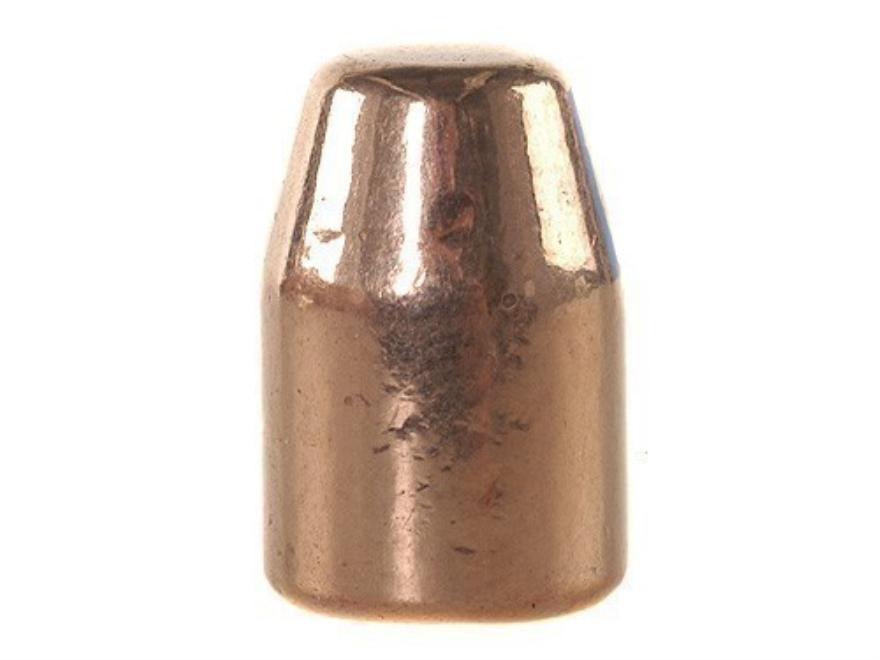 Rainier LeadSafe Bullets 40 S&W, 10mm Auto (400 Diameter) 180 Grain Plated Flat Nose