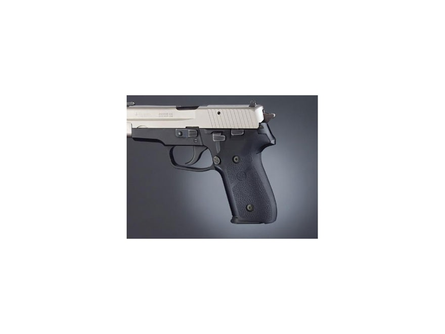 Hogue Rubber Grip Panels Sig Sauer P228, P229 Black