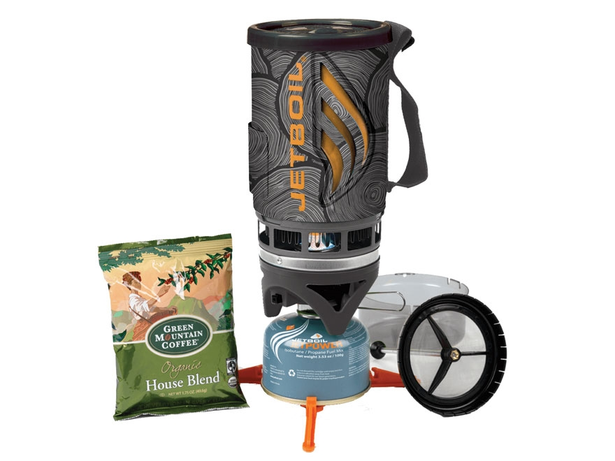 Jetboil FlashJava Cooking System End Grain