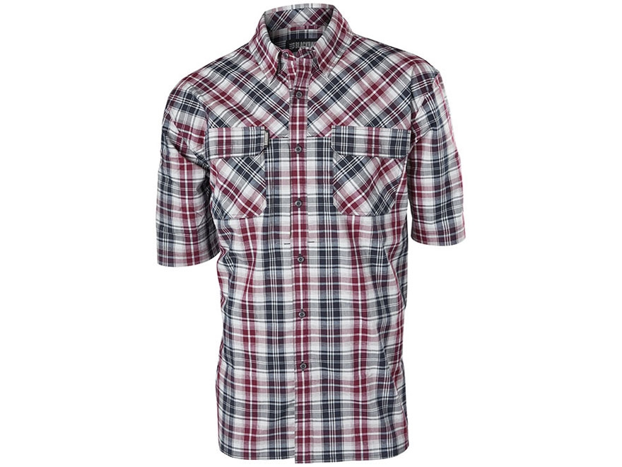 BLACKHAWK! Men's 1730 Button-Up Shirt Short Sleeve