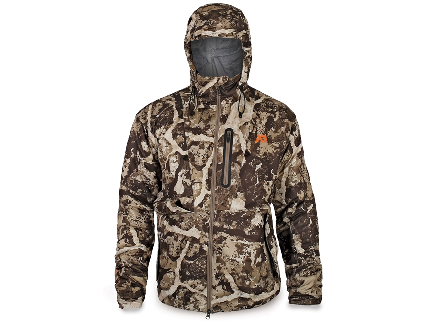First Lite Men's Woodbury Insulated Jacket Synthetic Blend