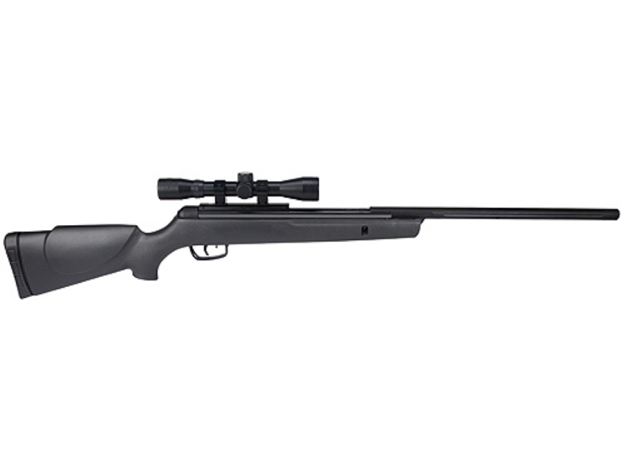 Gamo Silent Stalker Inert Gas Technology (IGT) Air Rifle 177 Caliber Pellet Black Synth...