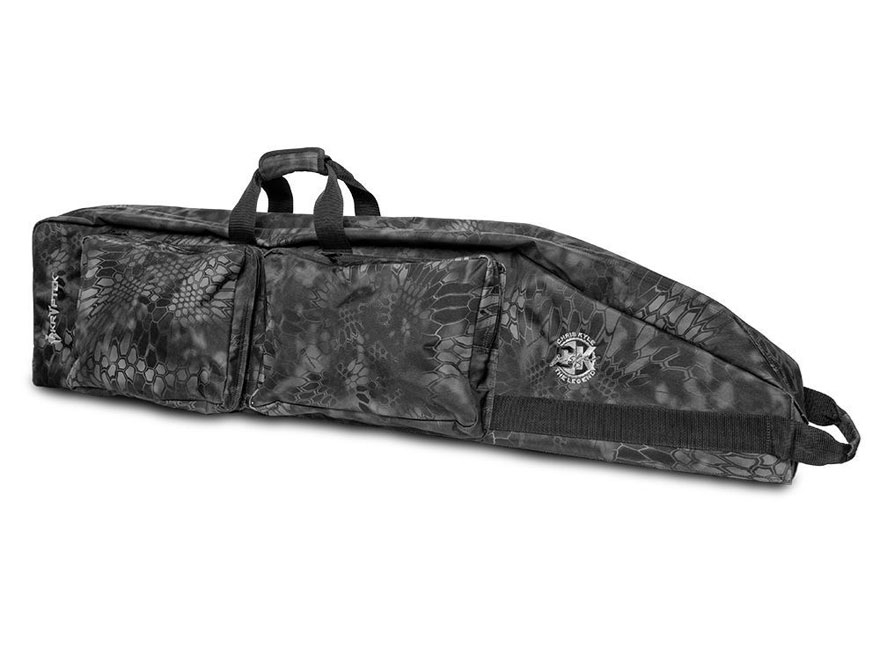 "Kryptek Chris Kyle Legend Tactical Rifle Case 48"" Nylon Typhon"