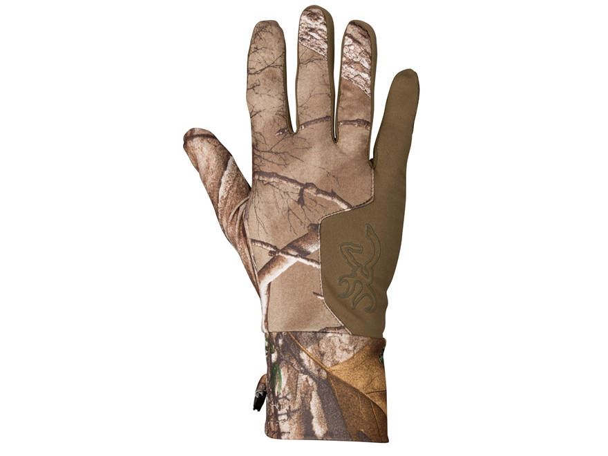 Browning Men's Hell's Canyon Riser Liner Gloves Polyester