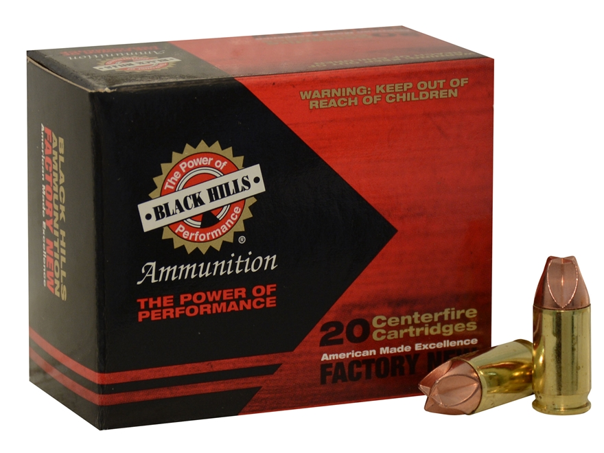 Black Hills Ammunition 380 ACP 60 Grain Lehigh Xtreme Defense Lead-Free Box of 20