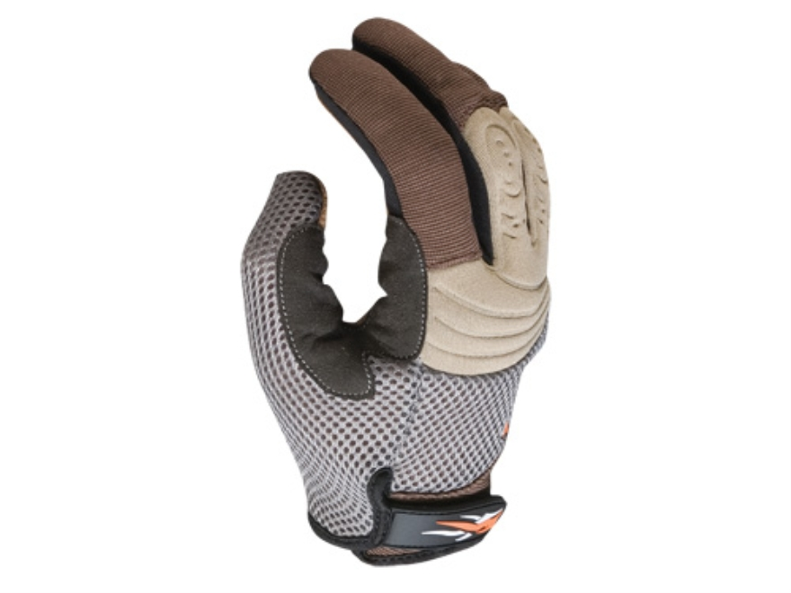 Sitka Gear Shooter Gloves Polyester Dirt Large