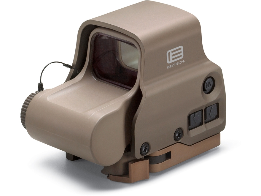 EOTech EXPS3-2 Holographic Weapon Sight 68 MOA Circle with (2) 1 MOA Dots Reticle CR123...