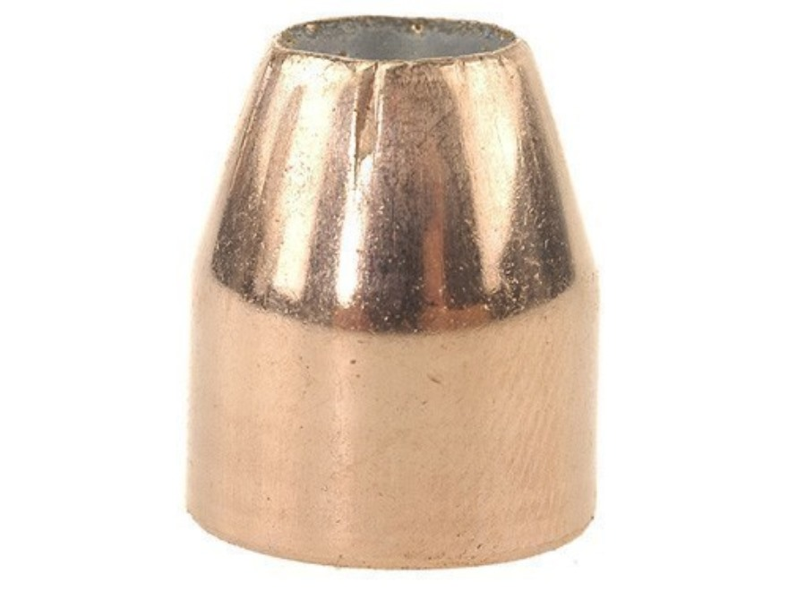 Nosler Custom Competition Bullets 45 Caliber (451 Diameter) 185 Grain Jacketed Hollow P...